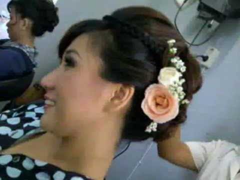 Voni Khoe Make Up Hair Do Bali Youtube