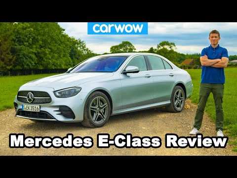 New Mercedes E-Class 2021 in-depth review