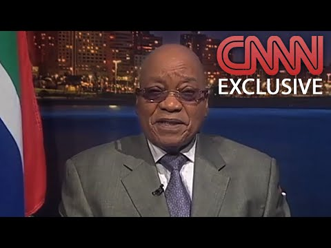 Jacob Zuma Resigns | Full Interview