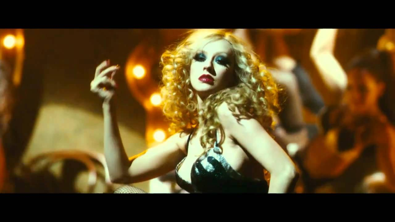 Burlesque - Extrait Exclusif - Express - YouTube