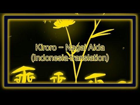 Kiroro - Nagai Aida (Indonesia Translation)