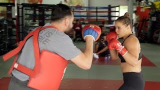 Rousey: I want to retire undefeated