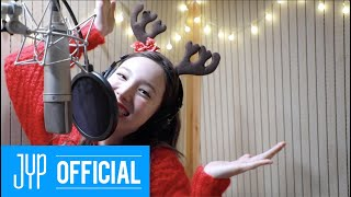 """Santa Tell Me (Ariana Grande)"" Cover by NAYEON"