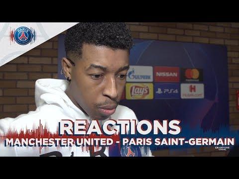 REACTIONS: MANCHESTER UNITED vs PARIS SAINT-GERMAIN Mp3