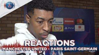 REACTIONS: MANCHESTER UNITED vs PARIS SAINT-GERMAIN