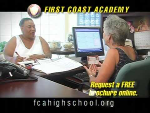 First Coast Academy online high school education program