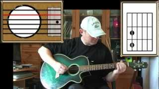 Redemption Song - Bob Marley - Acoustic Guitar Lesson (Easy)(An acoustic guitar lesson of my interpretation of the classic Bob Marley song - Redemption Song. Loads more free lessons can be found at Guitar Tutor Man's ..., 2012-06-16T15:00:53.000Z)