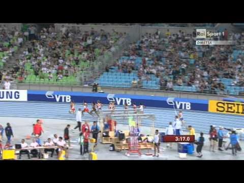 1500 Metres women Final IAAF World Championships Daegu 2011