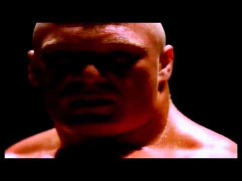 Brock Lesnar first WWE Theme