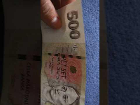 500 Kronen Tschechien 2009 / 500 Koruna Czech Republic 2009