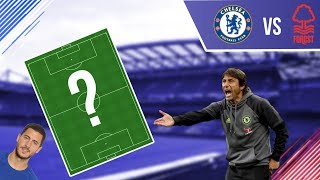 CHELSEA YOUTH TO GET CHANCE IN CARLING CUP CHELSEA vs NOT FOREST Predict That XI