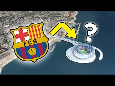 7 Amazing Football Stadiums That Were Never Built
