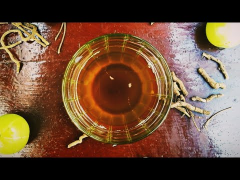 Homemade Ayurvedic Oil for Getting Rid of Stress, Depression, Headache, Smoking and Drinking habits