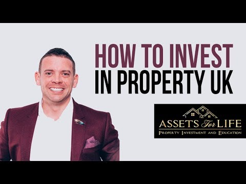 How To Invest In Property UK - Liam Ryan, Assets For Life