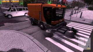 Let's Play Street Sweeper Simulator -- Part. 1
