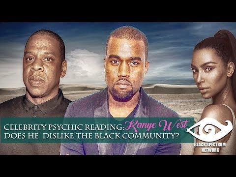 Psychic Reading - Kanye West - Does He Dislike The Black Community?