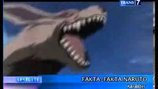 Spotlite Trans 7 Fakta Fakta Naruto