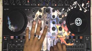 On uR Feet Party People  Dj Niteshift traktor s4 electro mix