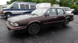1993 Buick Century Special For Sale Dayton Troy Piqua Sidney Ohio | 28400B