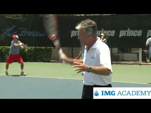 learn how to play tennis video