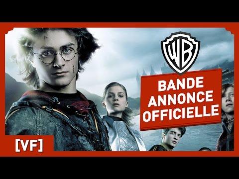 Harry Potter et la Coupe de Feu - Bande Annonce Officielle (VF) - Daniel Radcliffe / Emma Watson poster