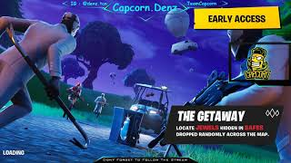 FORTNITE # Mabar SMA skin Galaxy n Old Skin