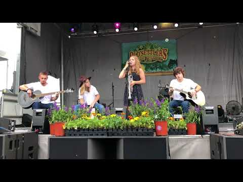 Sarah Grace & The Soul at Old Settlers Music Festival