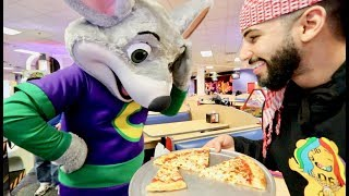 I Asked Chuck E. Cheese About The Pizza Conspiracy (SHOCKING RESPONSE)