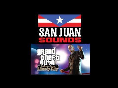GTA IV: Episodies From Liberty City. San Juan Sounds FM