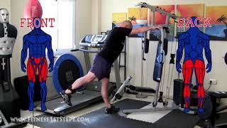 THE FULL MULTI gym workout Wednesday & Thursday + Progress sheet