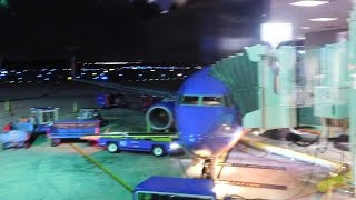 Southwest Airlines Full Flight MCO-BWI: Christmas 2016!