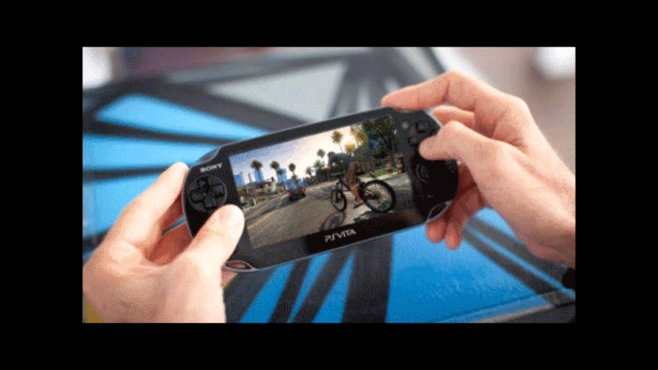 Playstation Vita Gta 5 : Gta v saldrá para ps vita youtube