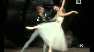 Alessandra Ferri and Mikhail Baryshnikov - Giselle second act II pas de deux