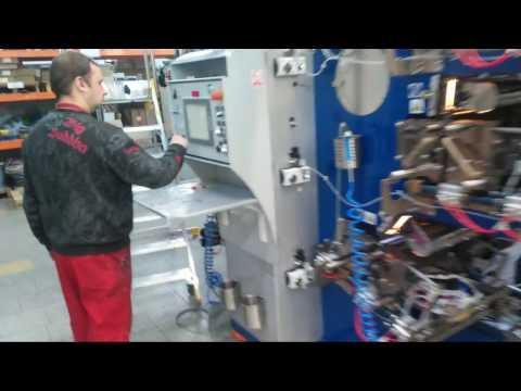 NIKELMAN - Printing On Shrinkable Foil - Width 350mm - Nikelman® 330 Gearless 8+8