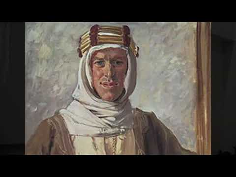 Re-thinking Lawrence Of Arabia | Dr Rob Johnson