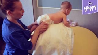 Детский массаж в домашних условиях.