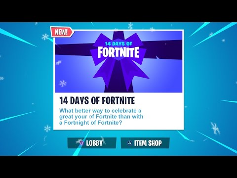 *NEW* CHRISTMAS UPDATE In Fortnite! NEW