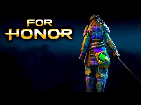 FOR HONOR Beta Gameplay - SAMURAI GENERAL STREAM (Xbox One)