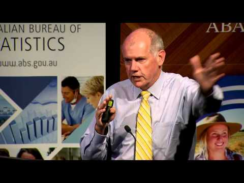 Growing agriculture with big data: Mick Keogh, Australian Farm Institute