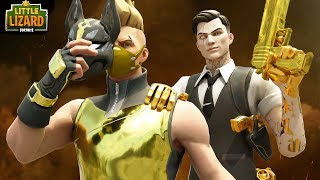 DRIFT JOINS MIDAS & THE AGENCY!!! - Fortnite Chapter 2 Season 2