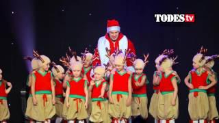 ШКОЛА ТАНЦА АЛЛЫ ДУХОВОЙ «TODES» Свиблово, номер: Новогодние олени