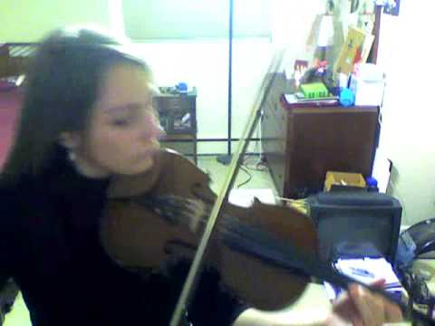 A Thousand Miles - Violin Cover