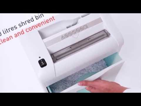 IDEAL 2270 - Deskside Shredder