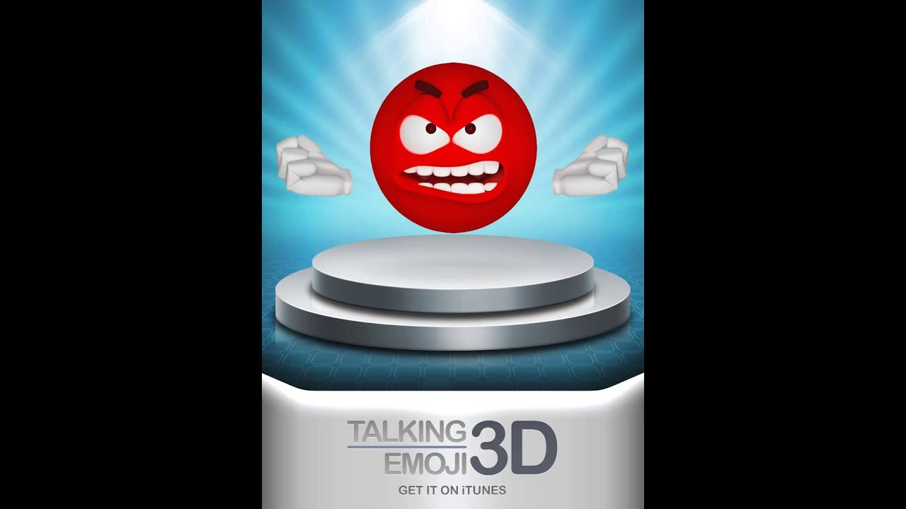 Talking Emoji 3D