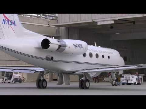Download Youtube: G-III Aircraft from NASA Armstrong Provides Live TV Coverage of Solar Eclipse Across America