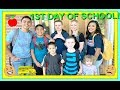 FIRST DAY OF SCHOOL 2019! | BACK TO SCHOOL!