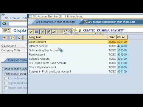 SAP FICO VIDEO TRAINING TUTORIALS 0033 INTEREST CALCULATIONS ECC6 - BAYISETTI