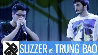 SLIZZER vs TRUNG BAO  |  Shootout Battle 2015  |  1/4 Final