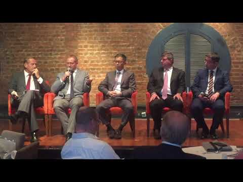 Maritime CEO Forum HK 2018 Bjorn Hojgaard