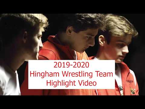 2018-2019 Hingham High School Wrestling Video